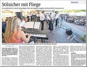 Tuxedo Bericht Bremerhof 2014